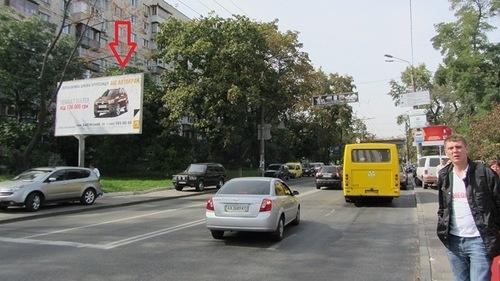 Куреневского рынка в напр.